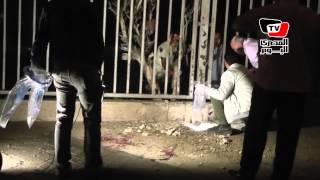 آثار «انفجار عين شمس» بمحيط وزارة الدفاع