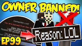 Download Lagu MINECRAFT HACKER BANS ME FROM MY OWN SERVER Gratis STAFABAND