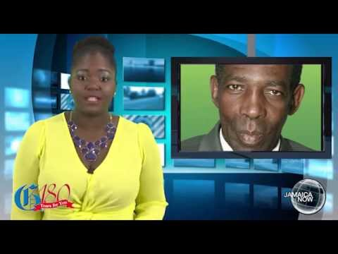 JAMAICA NOW: Health minister silent; Portia defends ... Holness leading in polls