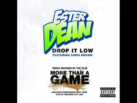 Drop It Low - Ester Ft Chris Brown (Slowed)
