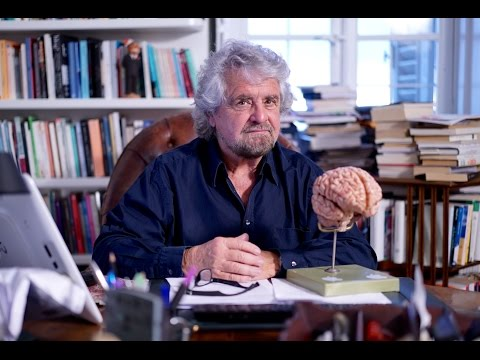 BEPPE GRILLO - Serial Killer Del Futuro
