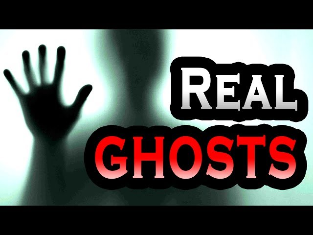 REAL Ghosts: Caught on Film