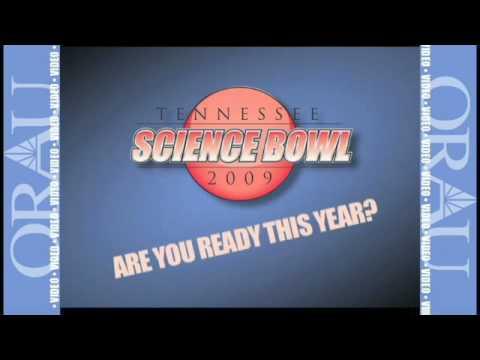 Tennessee Science Bowl | ORAU