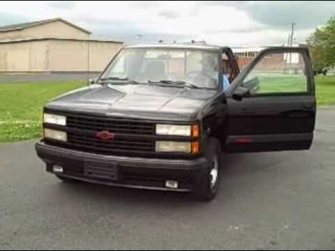 1990 Chevy CK 1500 454 SS Big Block