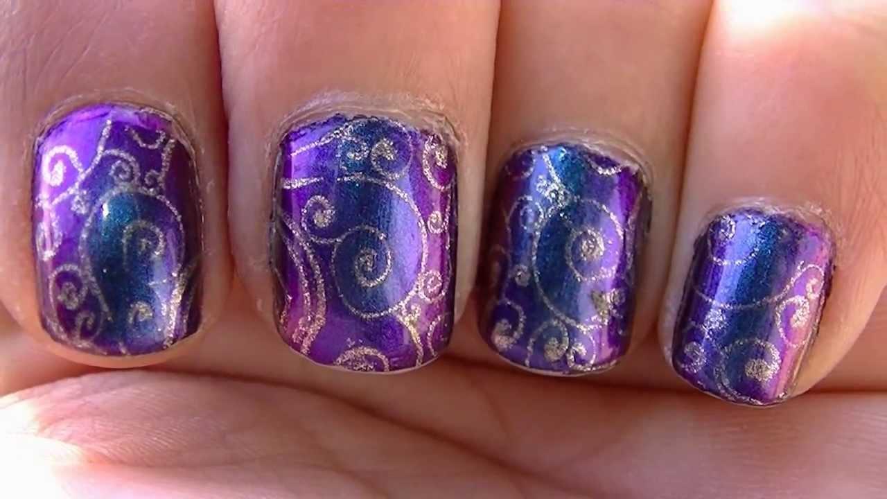 Nail Art Stamping Mouyou