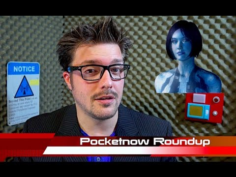 Samsung Galaxy TabPRO reviews. Cortana. and the All New HTC One - Pocketnow Roundup 005