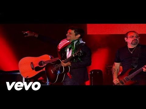 Alejandro Sanz - La Música No Se Toca (Live En Vivo)