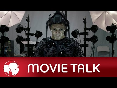 AMC Movie Talk - Andy Serkis's Character Revealed for STAR WARS EPISODE VII: THE FORCE AWAKENS