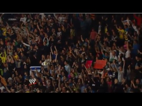 WWE TOP 10 - Loudest Pops