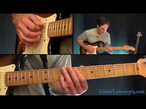 Lessons - Rock - Chorus Arpeggio