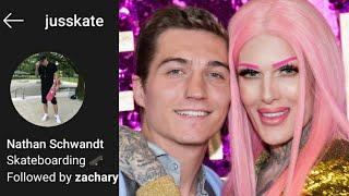 Jeffree Star and Nathan Broke Up!? *receipts*