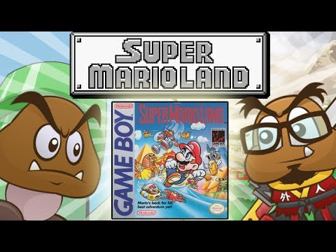 Mario Land: Revisited - The Lonely Goomba (ft. Gaijin Goombah)