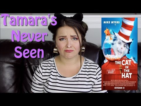 Cat In The Hat - Tamara's Never Seen
