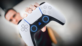 This is the PS5 Controller...