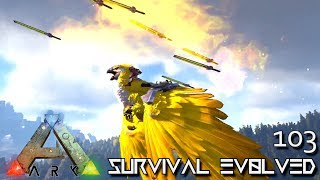 ARK: SURVIVAL EVOLVED - ULTRA BOSS FIGHT QUEEN OF BLADES E103 (MOD EXTINCTION CORE)