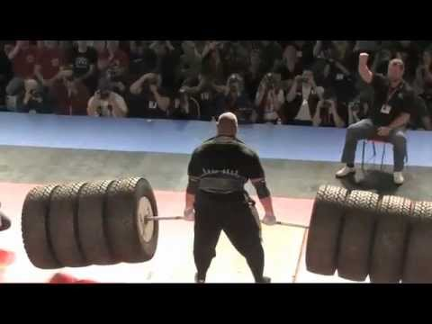 Extreme Strength - mini documentary about strongmen and the history of the sport
