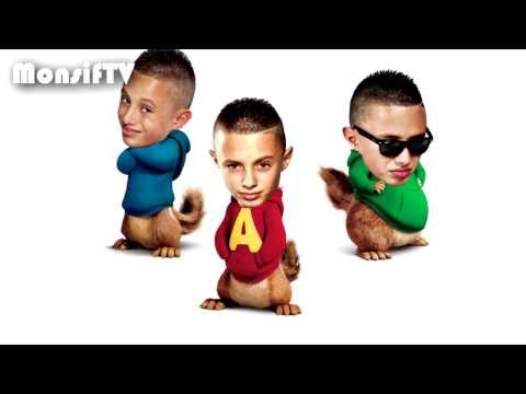 Monsif ft Brahim Fouradi - Helemaal (chipmunk)