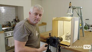 DIY Light Tent: Stay Focused with Doug McKinlay