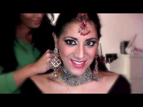 Indian Bridal Make up an Sevin+ Bloopers