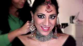Indian Bridal Make up an Sevin+ Bloopers