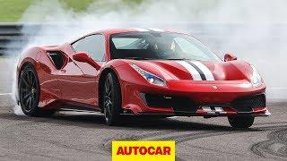 Ferrari 488 Pista 2019 review - 710bhp supercar on road and track | Autocar