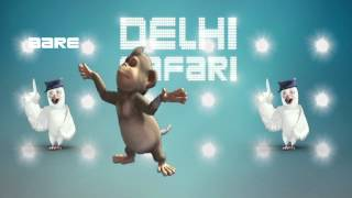 Delhi Safari - Jungle Mein Mangal - Full Song - Delhi Safari