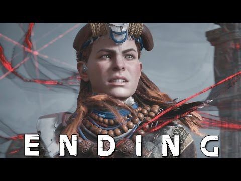 HORIZON ZERO DAWN ENDING / FINAL BOSS - Walkthrough Gameplay Part 19 (PS4 Pro)