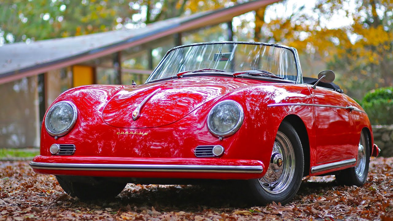 Porsche 356 1958 Convertible D Youtube