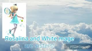 Rosalina's sister?!?! Mario theory | Mario overload