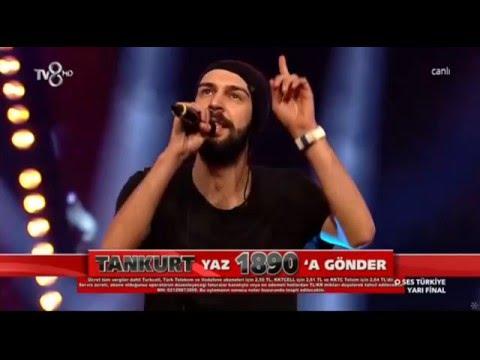 Tankurt Manas - Yok  [O Ses Türkiye Yarı Final 2 .Performansı]