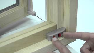 How to Use the Marvin® Window Operating Control Device (Ultimate Casement)