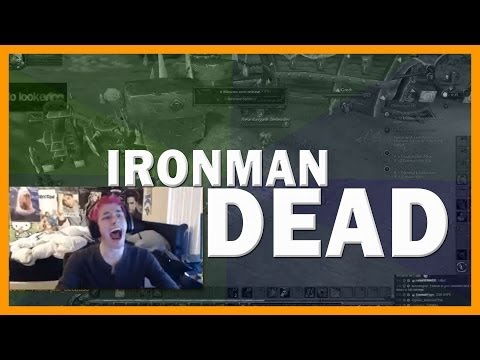 End of Ironman