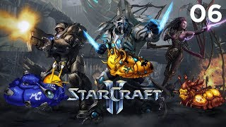 Let's Play – StarCraft 2: Wings of Liberty – Episode 06 [The Floor is Lava]: