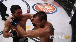 Bellator MMA - Pound for Pound: Featherweight Champion Patricio Pitbull