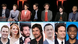 The 'It' Losers Club Picks Their Dream Casting for Adult Sequel