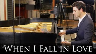 download musica When I Fall in Love - Jazz Piano Cover