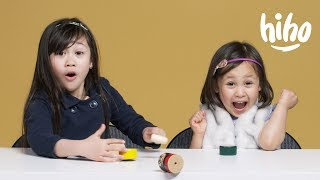 Kids Play With Japanese Toys | Kids Play | HiHo Kids