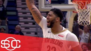 Anthony Davis is making his case for NBA MVP | SportsCenter | ESPN
