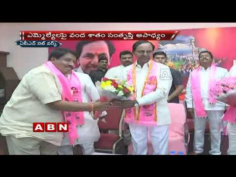 KTR Slams opposition Parties over Comments on KCR Health | ABN Telugu