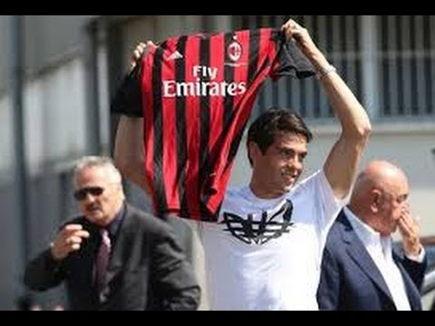 Kaka - The Return of the King - 100 goals - AC Milan HD