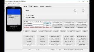 Smart Fhone Mediatek All MTK FRP Scatter File Downloader