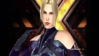 Tekken tag 2 All Character Intros