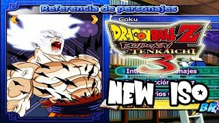 NEW ISO | Dragon Ball Z Budokai Tenkaichi Super - Roster and All Costumes - Iso by Lori Games