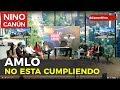AMLO NO ESTA CUMPLIENDO: PAN Y PRD 22 nov