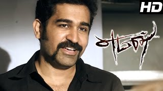Yaman | Yaman Tamil Movie scenes | Vijay Antony Intro | Arul D. Shankar brainwashes Muthukumar