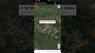 Kobuk, Alaska Earthquake February 22nd, 2019