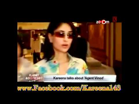 Kareena Kapoor talks about Agent Vinod Kareenaa9