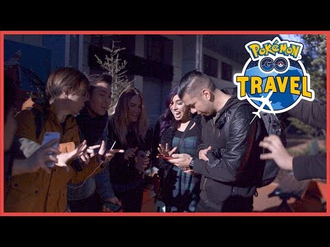 Pokémon GO Travel takes the Global Catch Challenge to Tokyo Tower