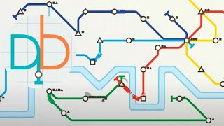 Mini Metro - Basic Info/Tips (and achievement Thames Tunnel)