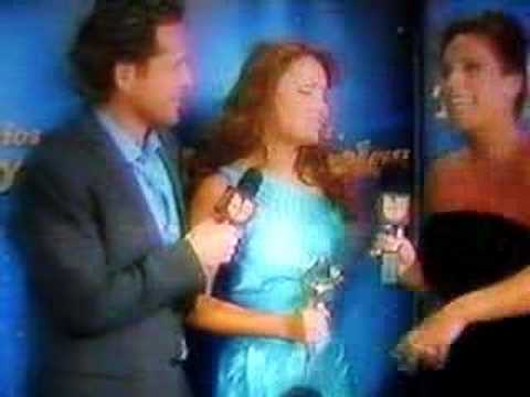 ANGELICA RIVERA PREMIOS Video